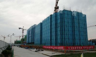 中铁北京局——大庙兴镇路项目