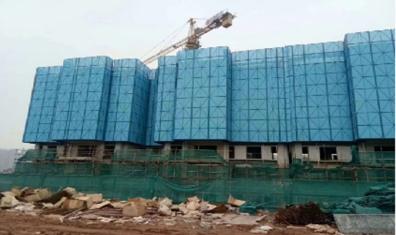 中兴建设——九龙湖项目